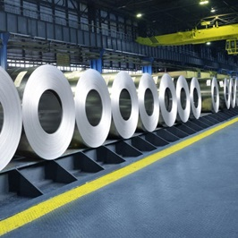 photo of Steel Industry Trends & Prices  Center Center